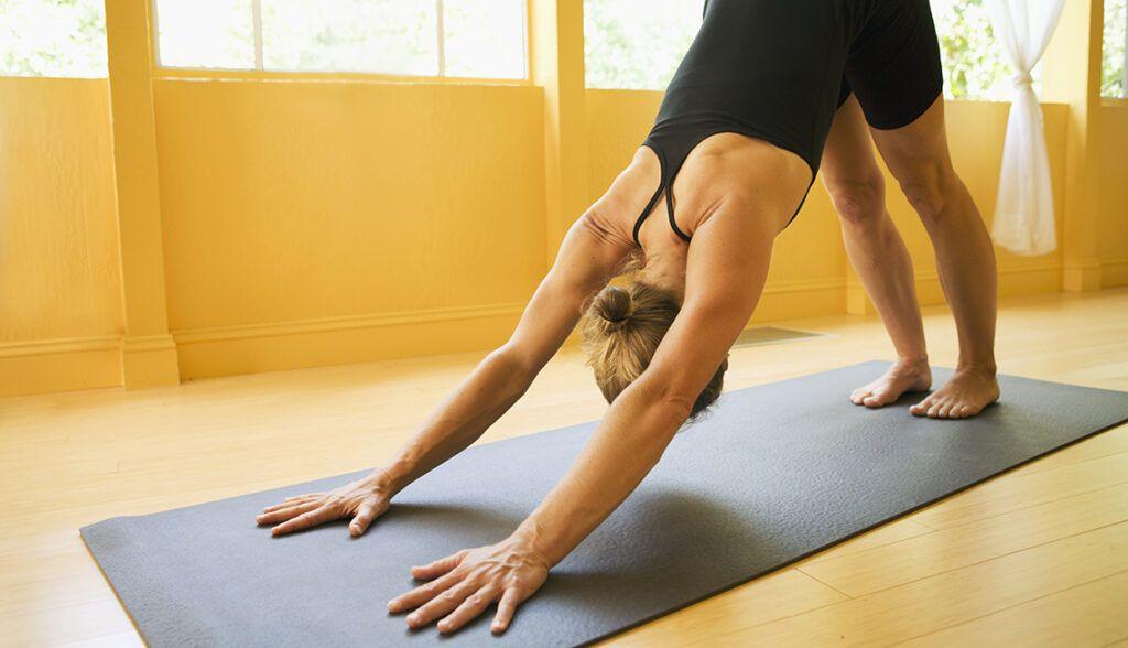En que fijarse al comprar una esterilla de yoga