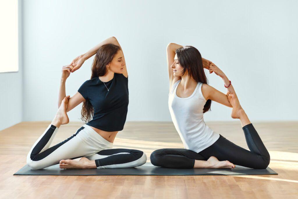 Las mejores esterillas de yoga antideslizantes