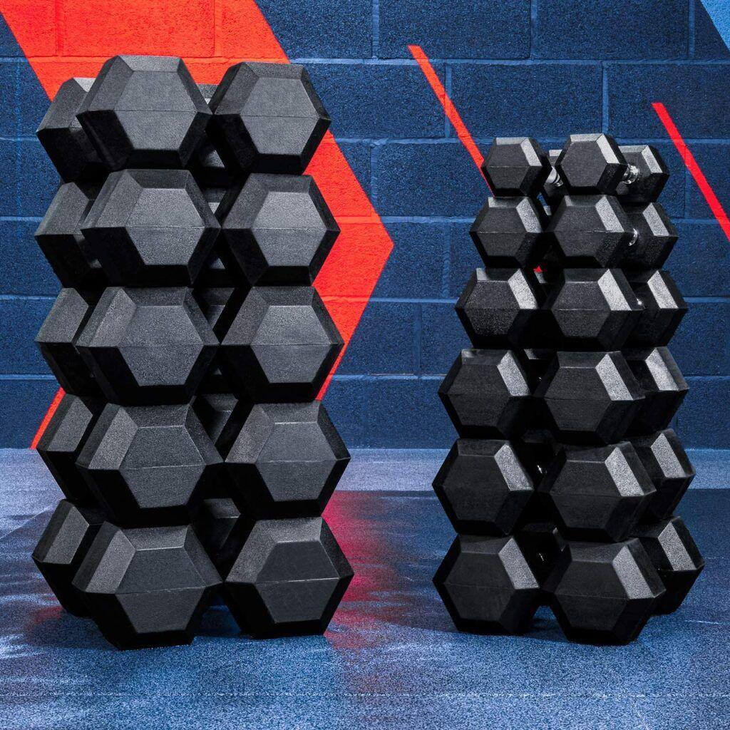 FORZA METIS Mancuernas Hexagonales