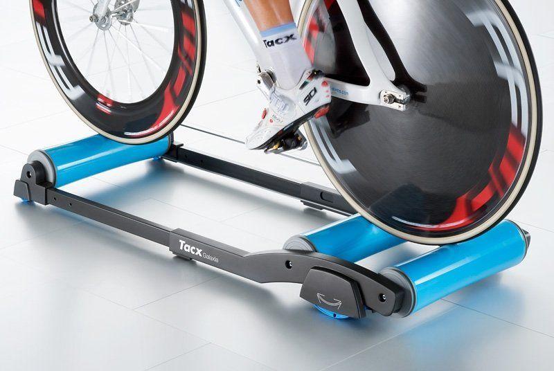 Tipos de rodillos para bicicleta