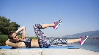 ejercicios pérdida de grasa abdominal